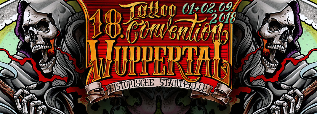 wuppertaler tattoo convention 2018